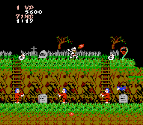 Vampires, Ghosts, Goblins And The Devil Hit Wii Virtual Console For Halloween