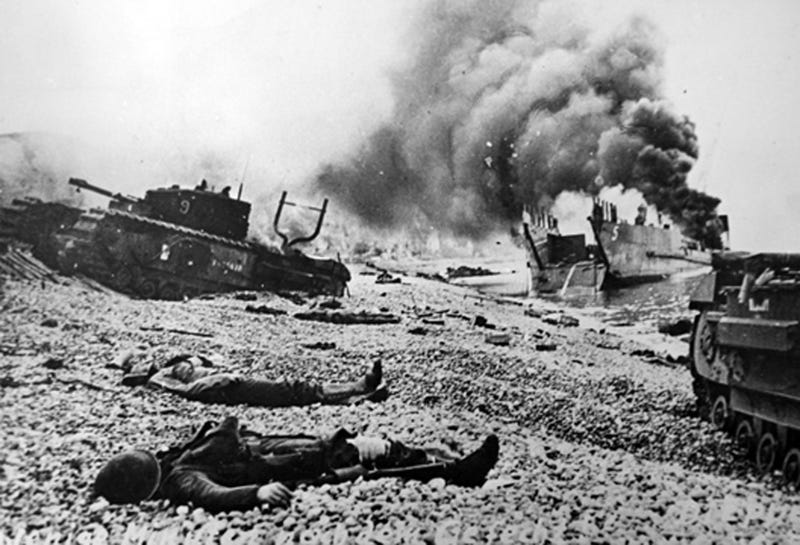 ​The 8 Worst Mistakes Made by the Allies During World War II