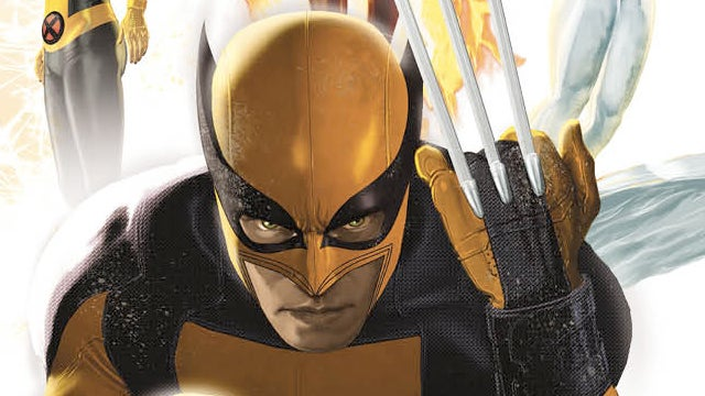 In Wednesday's comics, a new Wolverine dons the spandex. Also, dog detectives!