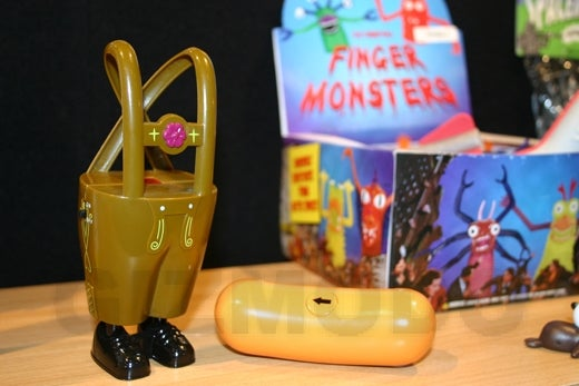 Toy Fair 2007 Round Up: Stupid Moving Toys (Happy Meal Nostalgia FTW)