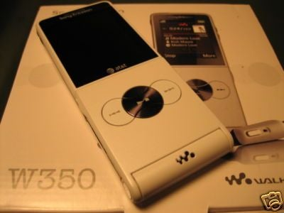 AT&T-Branded Sony-Ericsson W350a Mysteriously Appears On eBay