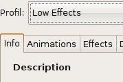 Get a Simple Visual Effects Menu in Hardy Heron