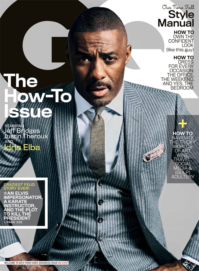 Idris Elba Gets Emotional About the Kid Who Was Not His Son