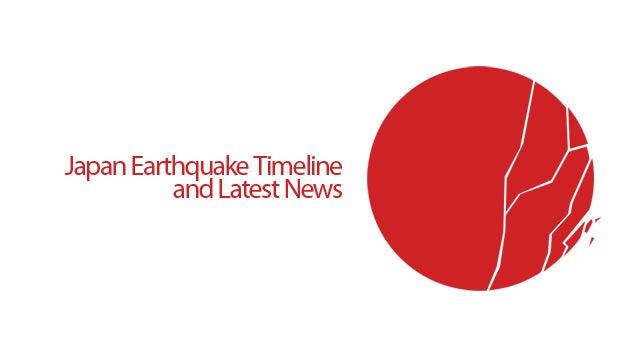 The Definitive Japan Crisis Timeline