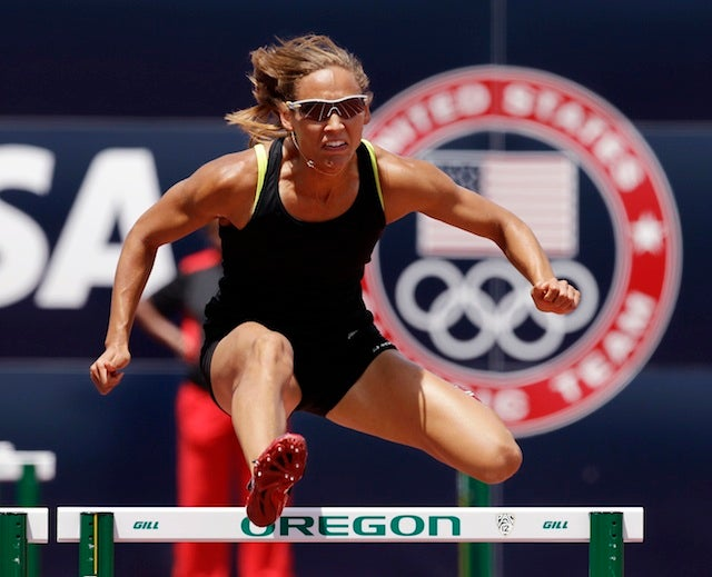 Lolo Jones Live-Tweets Getting Drug-Tested During Her Birthday Party