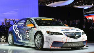 Acura TLX to compete in Pirelli World Challenge Championship