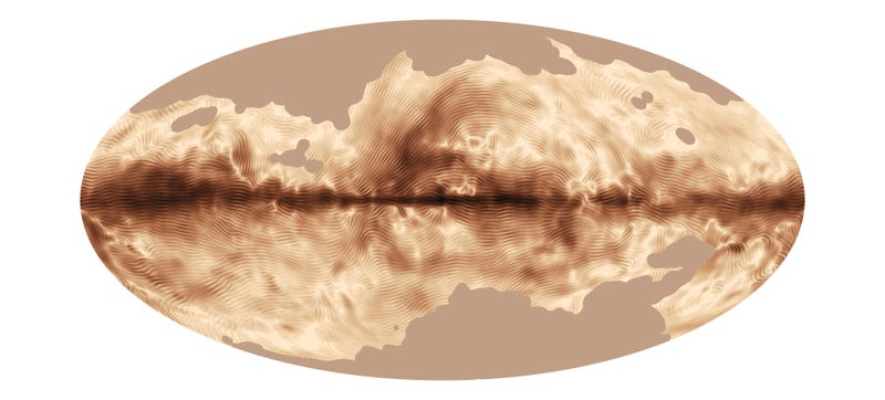 This Is the Milky Way's Magnetic Fingerprint