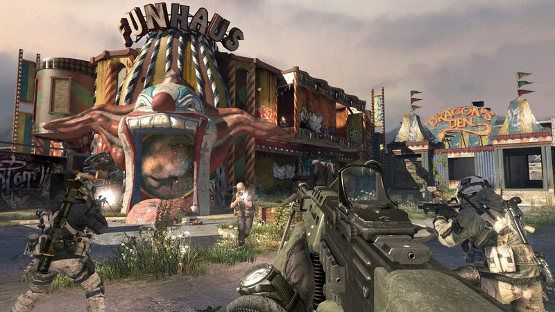 Modern Warfare 2's Resurgence Map Pack In Five Pictures