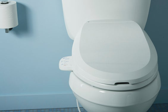 Kohler C3 Series Toilet Seats Offer Hands-Free Butt-Washing, American Style