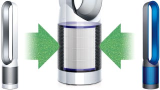 Dyson Put a Filter In Its Bladeless Fan To Cool <i>and</i> Clean a Room