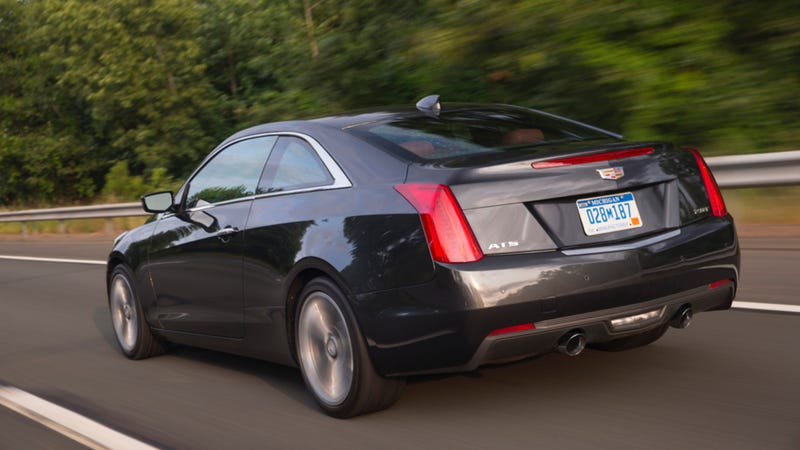 The 2015 Cadillac ATS Coupe Is A Nice New Car For Young Old Money
