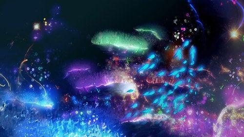Child of Eden Screenshots & Artwork