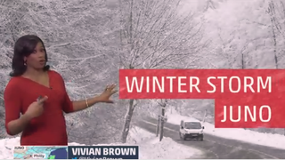 "Here's the photo that The Weather Channel is using as the background for their winter storm ""Juno"" coverage. Notice any"