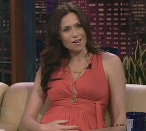 Minnie Driver Admits She's Knocked Up