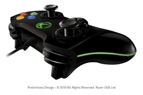 Razer Reinvents, Perfects the Xbox 360 Controller