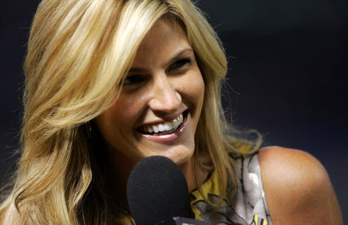 Erin Andrews Will Not Be Part Of ESPN's NFL Draft