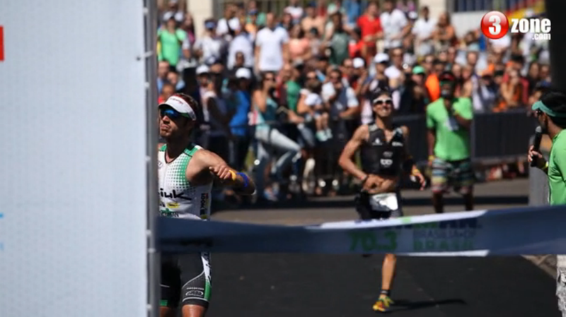 Ironman Winner Nearly Loses At Finish Line On Account Of Gloating