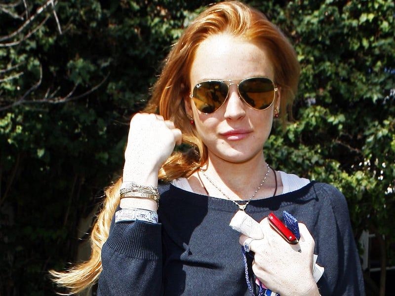 Lindsay Lohan Has Left Rehab