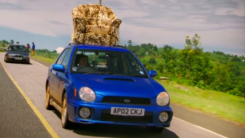 Top Gear Sparks Sudden Surge In Used Subaru WRX Searches
