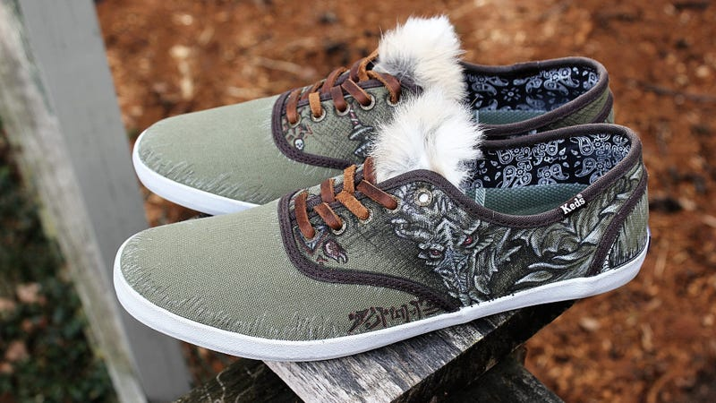 These Are Some Surprisingly Sexy Skyrim Shoes