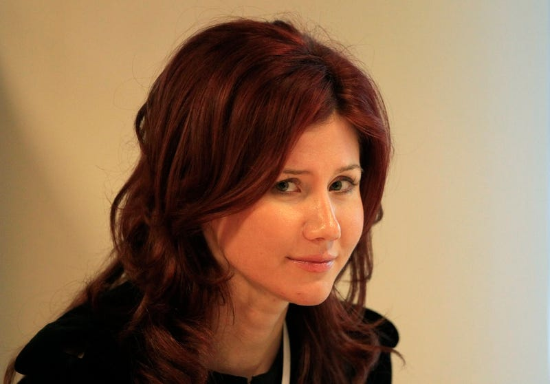 Sexy Spy Anna Chapman Wants to Help Design Space Uniforms