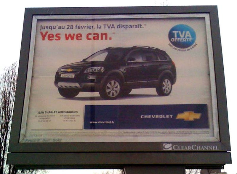 Yes We Can... Sell A Chevy-Badged Daewoo In France!