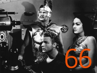 The Top 100 Science Fiction/Fantasy Shows: #61 Through 70
