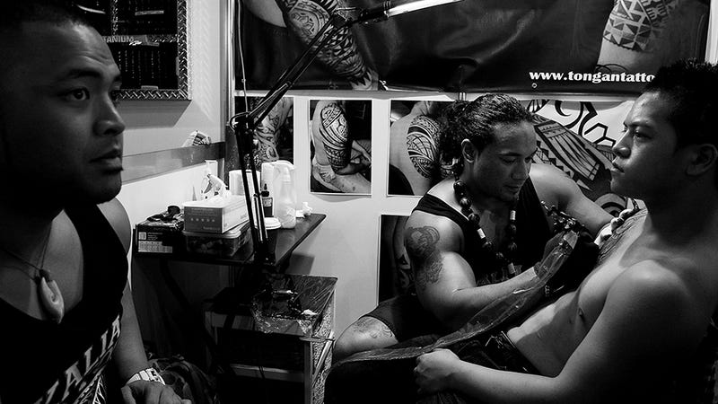 Today In Australia, Beauty Is Skin (and Ink) Deep