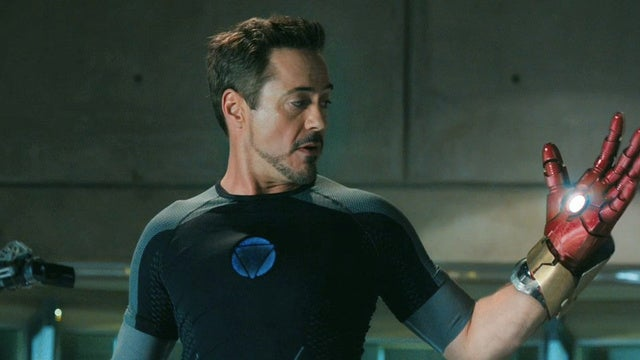 No, Iron Man 3 did not just have a major rewrite