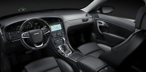 2010 Saab 9-5 Interior