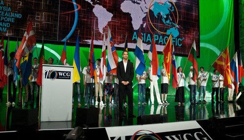 World Cyber Games 2010 Kicks Off In LA