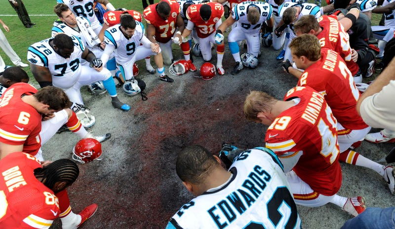 Jovan Belcher's Family Speaks; Jamaal Charles, Family Of Kasandra Perkins Issue Statements