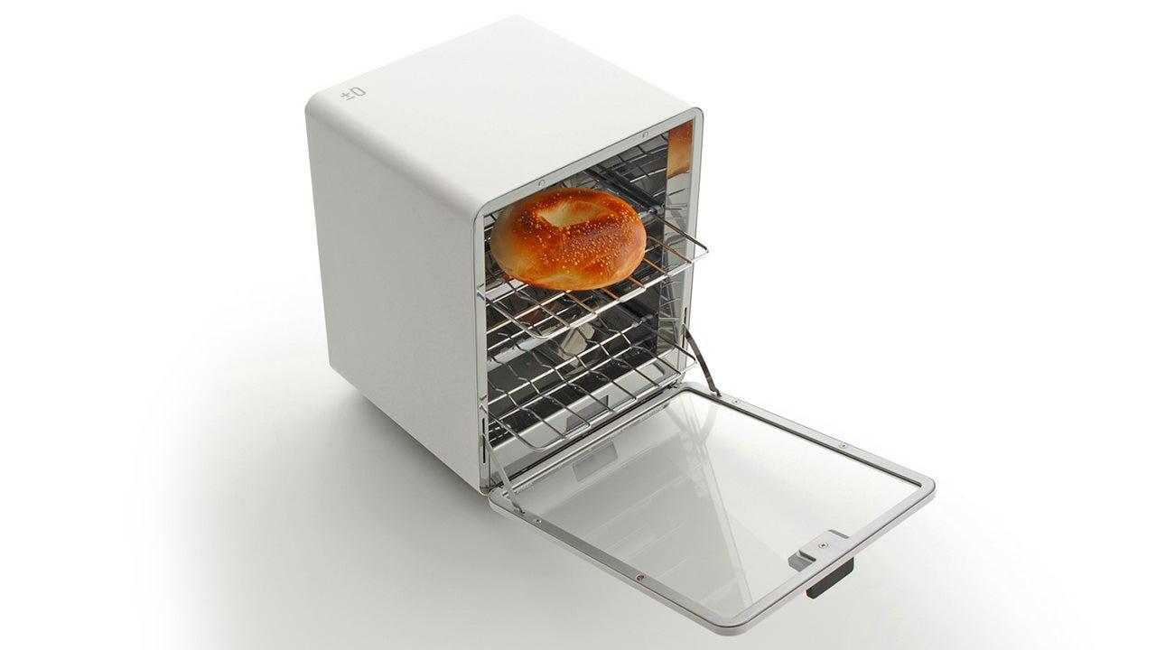 how to keep toaster oven door shut