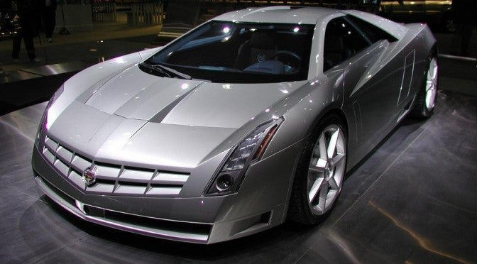 Why GM Needs a Supercar
