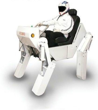 Ride 'Em Robots: Robot3 R7
