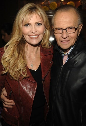 Larry King Files For His Eighth Divorce