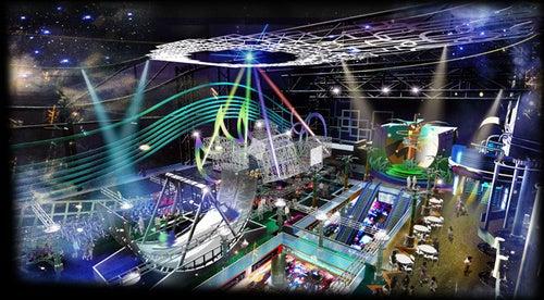 Sega Park Opens In Dubai