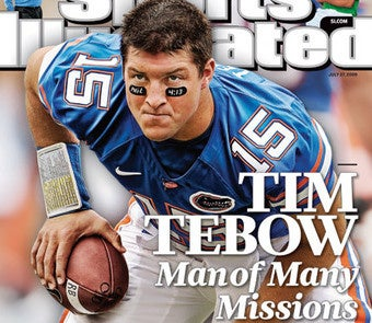 One Mission Tim Tebow Won't Accomplish This Year