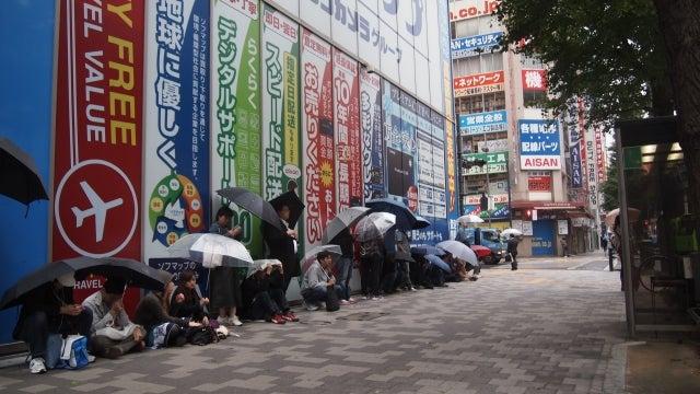 Vita Pre-Orders Start in Japan. Was It Complete Chaos?