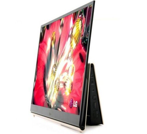 LG Says 40-inch OLED HDTVs Are Coming in 2012
