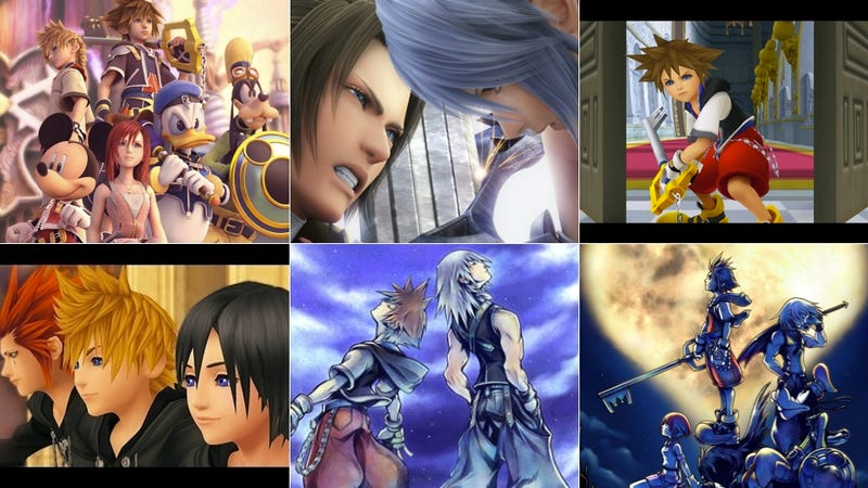 One Man's Tortured History With Kingdom Hearts