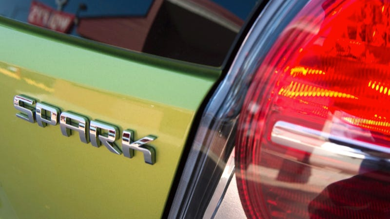 Should A Fun Font On A Badge Imply A Fun Car?