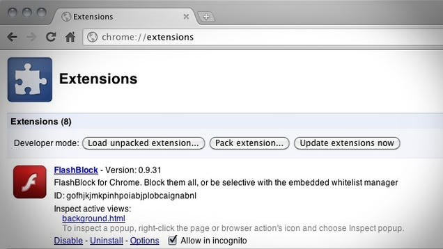 How to Manually Update Your Chrome Extensions