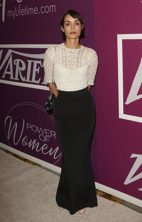 Powerful Glamour At Power Of Women Luncheon