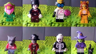 Series 14 collectible Lego mini-figures leaked