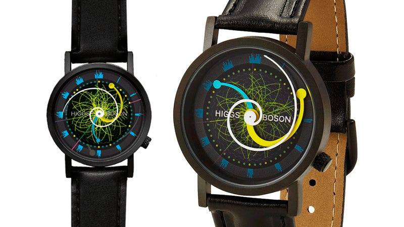 Reconcile Your LHC Shutdown Sadness With a Higgs Boson Watch