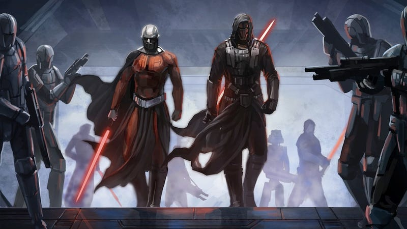 The Terrible Splendor Of Star Wars: The Old Republic's Support-Line Hold Music