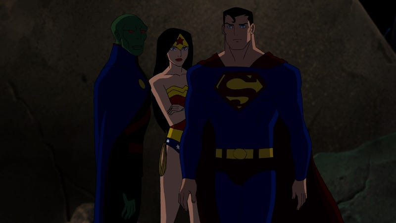 Young Justice Photos