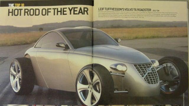 Swedish built 2004 Hot Rod of the Year on Ebay