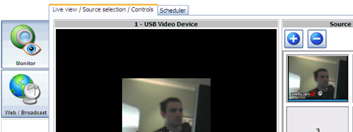 WebcamXP Streams Live Video from Your Webcam over the Internet